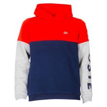 SJ3310 Lacoste Sweatshirt ORANGE