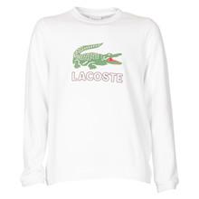 SJ7622 Lacoste Sweatshirt HVID