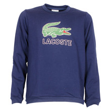 SJ7622 Lacoste Sweatshirt MARINE