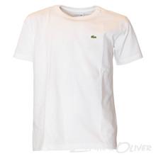 TJ3821 Lacoste T-shirt  HVID