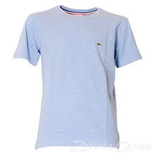 TJ1442 Lacoste T-shirt K/Æ LYS BLÅ