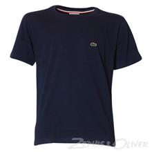 TJ1442 Lacoste T-shirt K/Æ MARINE