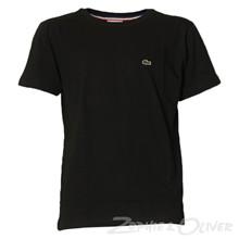 TJ1442 Lacoste T-shirt K/Æ SORT