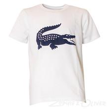 TJ2910 Lacoste T-shirt HVID
