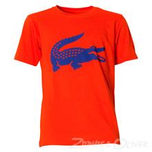 TJ2910 Lacoste T-shirt ORANGE
