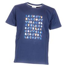 TJ1324 Lacoste T-shirt MARINE