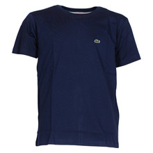 TJ1442 Lacoste T-shirt MARINE