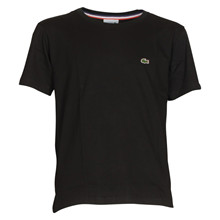 TJ1442 Lacoste T-shirt SORT