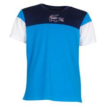 TJ5383 Lacoste T-shirt BLÅ