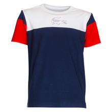 TJ5383 Lacoste T-shirt HVID