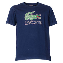 TJ7624 Lacoste T-shirt MARINE