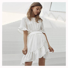 WM1038 White & More Carla Dress HVID