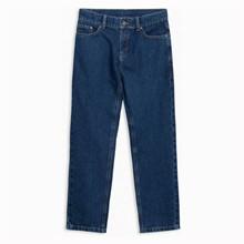 2034-517 Grunt Clint Indigo Jeans BLÅ