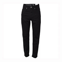 2200716 Honud Wide Jeans  SORT