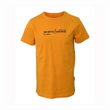 2201000 Hound T-shirt K/Æ GUL