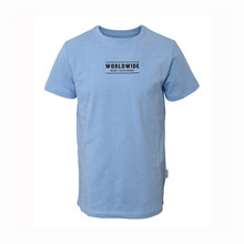 2201001 Hound T-shirt K/Æ LYS BLÅ