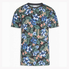 2024-123 Grunt Gave T-shirt MØNSTRET
