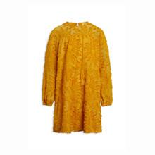 2043-126 Grunt Lenny Dress GUL