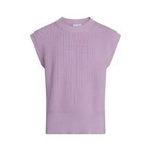 2043-130 Grunt Ann Knit Vest LILLA