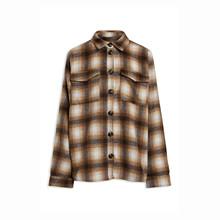2043-136 Grunt Nippy Shirt BRUN