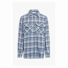 2043-136 Grunt Nippy Shirt BLÅ
