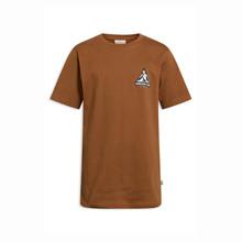 2044-103 Grunt Warino T-shirt K/Æ BRUN