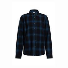 2044-109 Grunt Winsor Flannel Shirt MARINE
