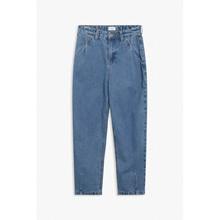 2113-510 Grunt Spacious West Jeans BLÅ