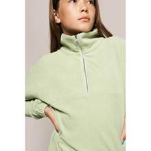 2113-602 Grunt Tronjo Sweatshirt  Mint grøn