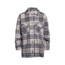 2113-701 Grunt Tuis Check Jacket SAND