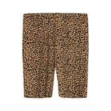 2123-310 Grunt Lopa Leopard Shorts BRUN