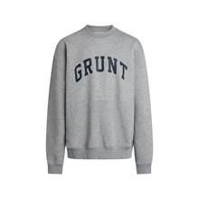 2144-609 Grunt Burt Crew  GRÅ