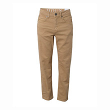2201016 Hound Wide Jeans SAND