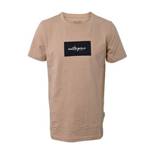 2210203 Hound T-shirt  SAND