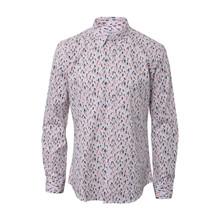 2210211 Hound Printed Skjorte  PRINT