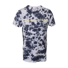 2210405 Hound Tie Dye T-shirt  SORT