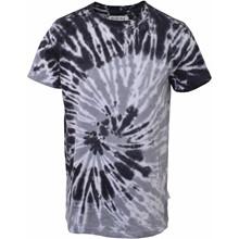 2210418 Hound Tie Dye T-shirt SORT
