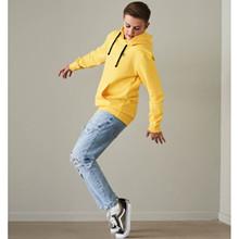2210718 Hound Straight Jeans   LYS BLÅ