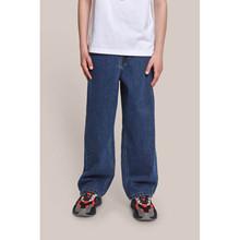 2214-107 Grunt Giant Jeans BLÅ