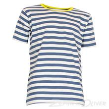 101387 Mads Nørgaard Tobino T-shirt MARINE