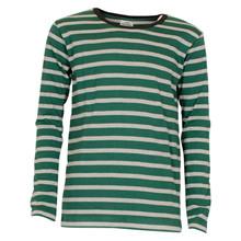 101386 Mads Nørgaard T-shirt L/Æ GRØN