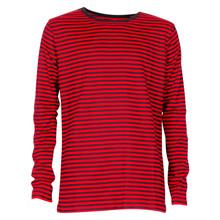 101524 Mads Nørgaard T-shirt L/Æ RØD