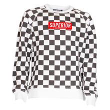 Superior  Racingbo Sweatshirt MØNSTRET