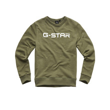 SQ15016 G-Star Hodin Sweatshirt  ARMY