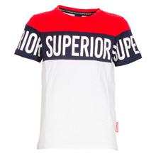 Superior Bicrossbo T-shirt HVID