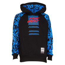 First Grade Nitro 1 Sweat hoodie BLÅ