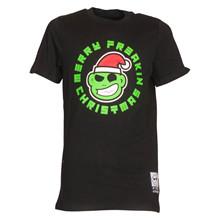 Firstgrade FreakinChristmas T-shirt SORT