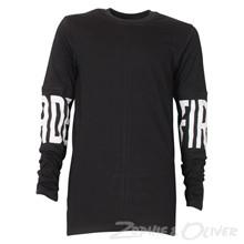 Fristgrade Bouncer T-shirt LÆ SORT