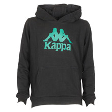 303NJF0Y Kappa Sweatshirt SORT