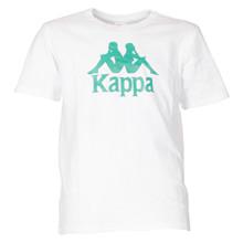 303LRZ0Y Kappa T-shirt HVID